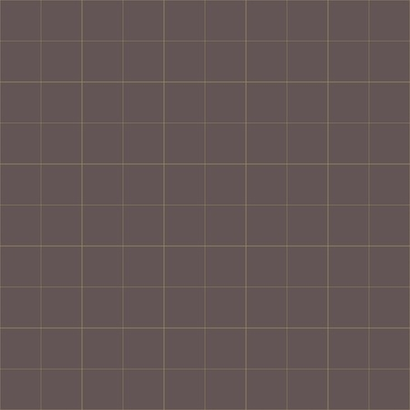 Geometric vector golden grid with brown background. Seamless abstract texture Vector