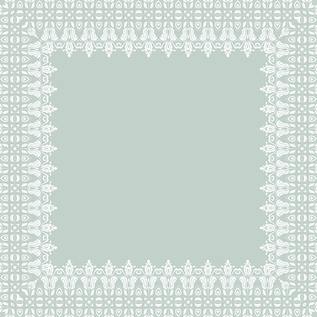 patchwork background: Damask  floral pattern with arabesque and oriental elements. Abstract traditional ornament for wallpaper and background