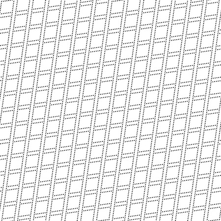 Geometric fine abstract vector light pattern with black diagonal lines . Seamless modern texture for wallpapers and backgrounds Vector