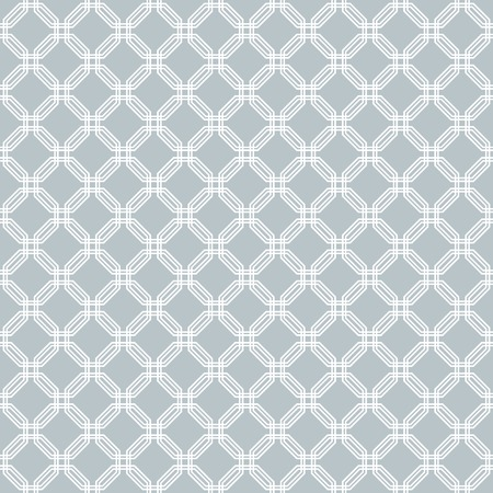 Geometric  pattern. Seamless abstract texture for wallpapers and background. Blue and white colors photo