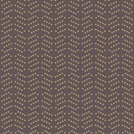 Geometric  pattern. Seamless abstract texture for wallpapers and background with golden dotted elements photo