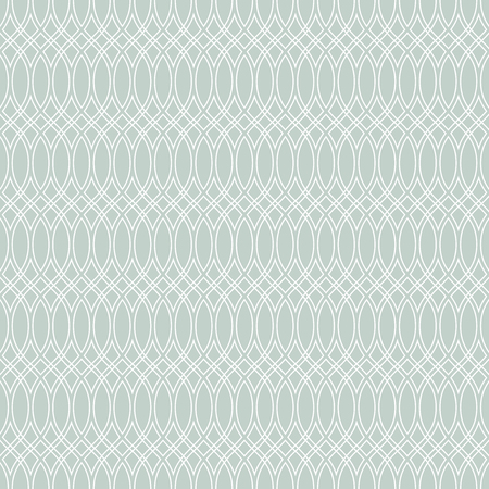 Geometric pattern. Seamless vector background. Abstract fine grill. Blue and white colors Vector