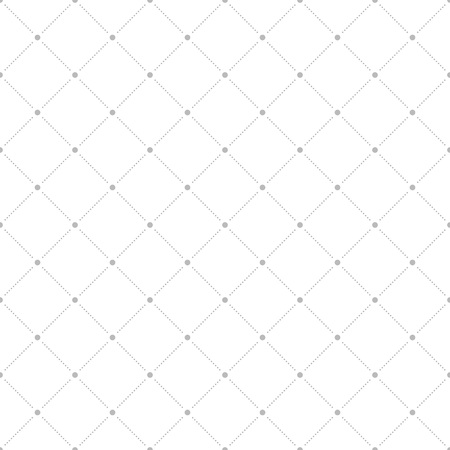 grey pattern: Geometric fine abstract vector grey pattern. Seamless modern texture for wallpapers and backgrounds Illustration