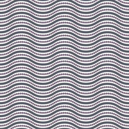 Geometric pattern. Seamless  background with waves and circles. Abstract colorful texture for wallpapers photo