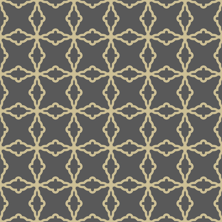 Geometric pattern Seamless background.  Vector