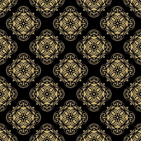 Pattern in the style of Baroque.  photo