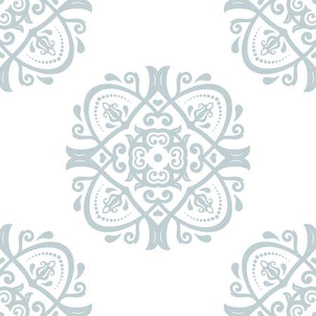 damask seamless: Damask seamless pattern.