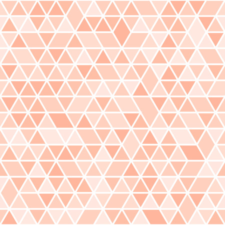 colrful: Geometric vector pattern with pink triangles. Seamless abstract texture for wallpapers and backgrounds