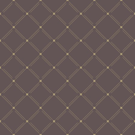 Geometric  pattern. Brown seamless abstract texture for wallpapers and background photo