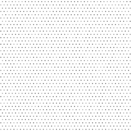 Geometric pattern. Seamless vector background with grey circles. Abstract texture for wallpapers Illustration