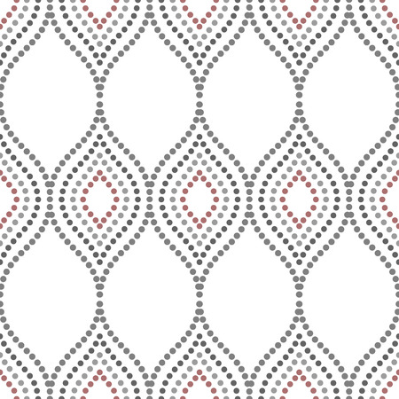 Geometric pattern. Seamless vector background with vertical waves. Abstract texture for wallpapers Vector