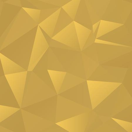 fine: Geometric modern vector pattern. Fine texture with golden elements