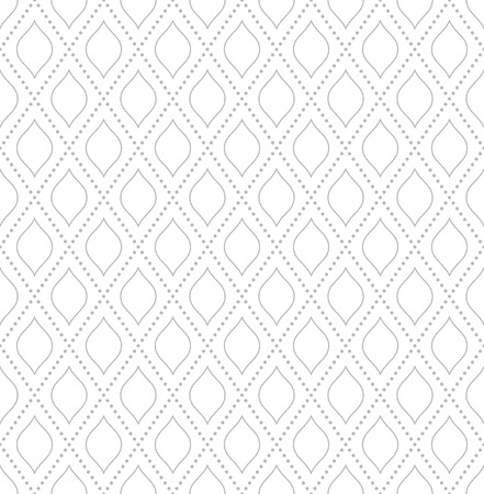 grey pattern: Geometric modern  seamless pattern. Abstract texture with grey diagonal dots