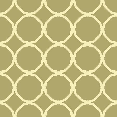 fine: Fine geometric golden pattern.