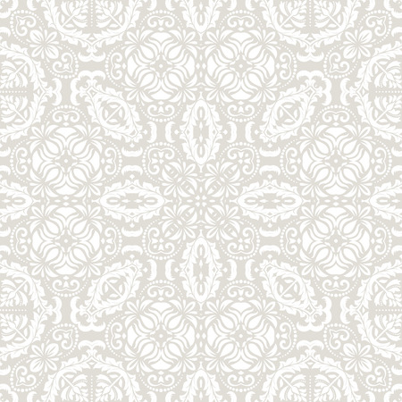 oriental vector: Oriental vector classic bright pattern. Seamless abstract background