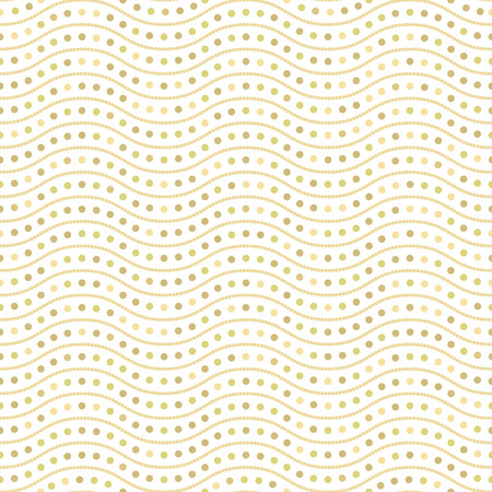 curve line: Pattern with seamless vector ornament Illustration