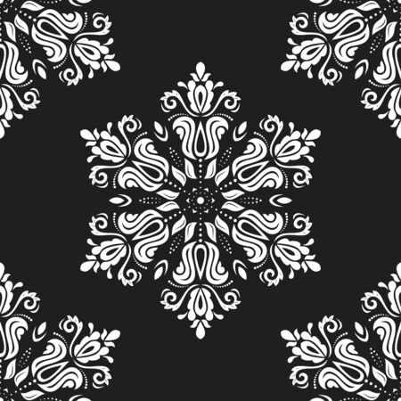 oriental vector: Oriental vector classic pattern Illustration