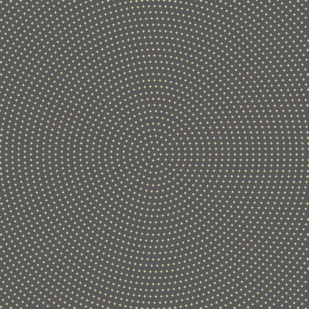 Geometric modern vector pattern. Fine ornament with golden stars Stock Illustratie