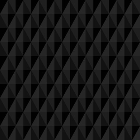 Geometric fine abstract  background. Seamless modern dark pattern 版權商用圖片 - 44409996