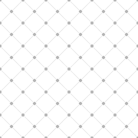 diagonal: Geometric fine abstract  background. Seamless modern pattern with gray diagonal dots