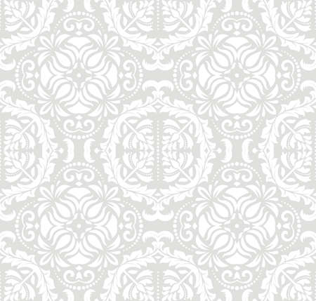 antique wallpaper: Oriental  fine classic bright pattern. Seamless abstract background