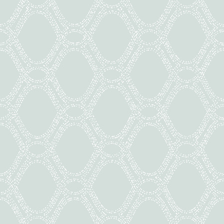 design: Pattern with seamless  blue and white ornament. Modern stylish geometric background