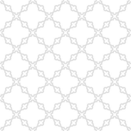 fine silver: Geometric vector ornament with fine silver elements. Seamless pattern for wallpapers and backgrounds