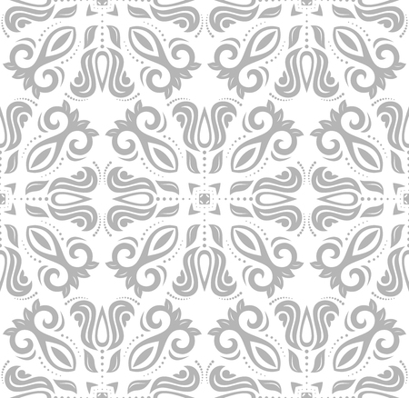 oriental vector: Oriental vector classic ornament. Illustration