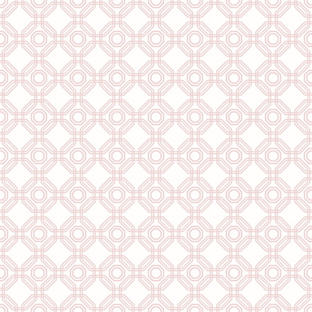 fine: Geometric fine abstract vector background. Seamless modern pink pattern