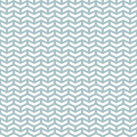 pattern: Geometric vector pattern with white arrows. Seamless abstract background