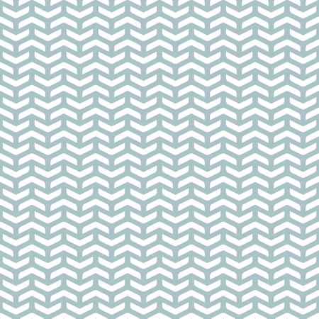 Geometrische vector patroon met witte pijlen. Naadloze abstracte achtergrond