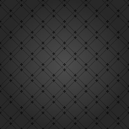 dotted lines: Geometric repeating ornament with black diagonal dotted lines. Seamless abstract modern pattern
