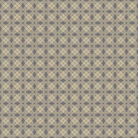 octagonal: Geometric fine abstract vector octagonal background. Seamless modern pattern Illustration