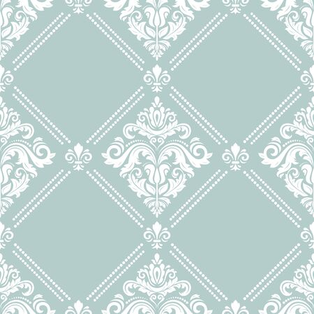 orient: Seamless classic vector pattern. Traditional orient ornament. Classic vintage background