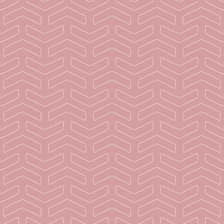 Geometric vector pattern with dotted white elements. Geometric modern ornament Seamless abstract background Illustration