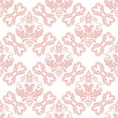 Oriental vector classic pattern Illustration