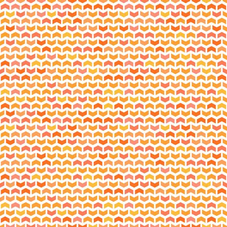 Geometric vector pattern with colorful triangles. Geometric modern ornament. Seamless abstract background