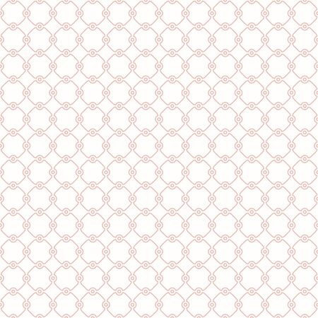 Seamless background for your designs. Modern pink ornament. Geometric abstract pattern Stok Fotoğraf