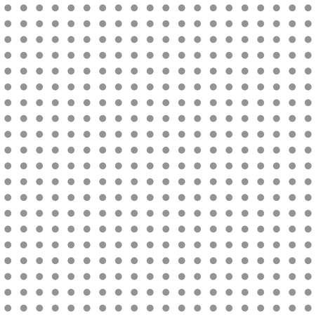 Seamless geometric vector pattern. Modern ornament with gray circles. Geometric abstract pattern Illusztráció