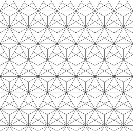 Seamless light vector ornament in arabian style. Geometric abstract light background. Pattern for wallpapers and backgrounds Vektorové ilustrace