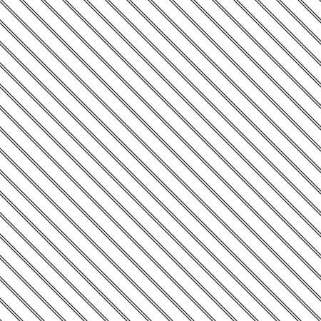 Abstract vector wallpaper with diagonal light silver strips. Seamless colored background. Geometric pattern Stock Illustratie
