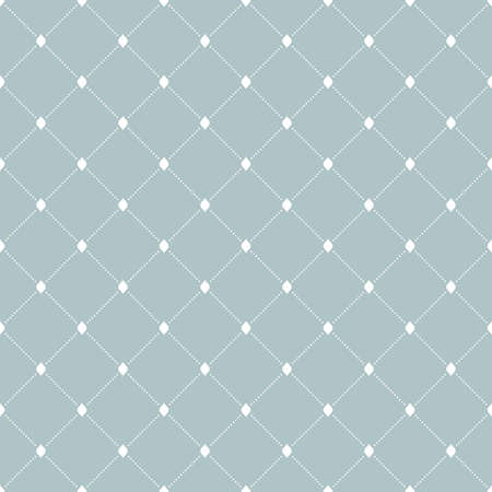 Geometric dotted pattern. Seamless abstract modern light blue and white texture for wallpapers and backgrounds