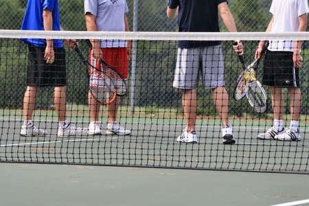 Tennis guys