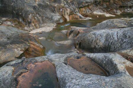 Natural rock formations Stock fotó - 2337129