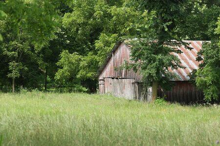 recollections: Nostalgic barn