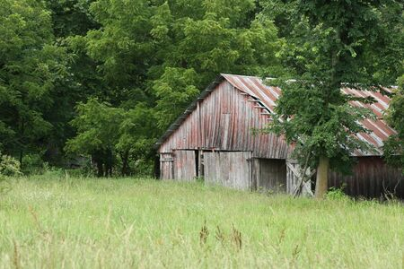 recollections: Ranch barn