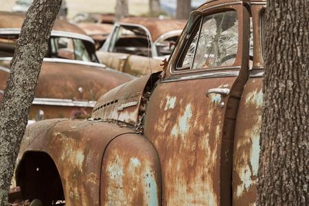 junkyard: Deshuesadero de Vintage