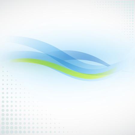 Soft Wave Background