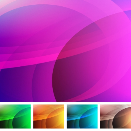 Abstract Swirl Background Stock Vector - 20762979
