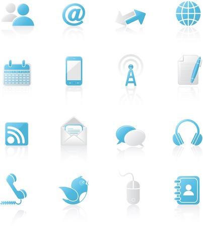 Communication Icons - Soft